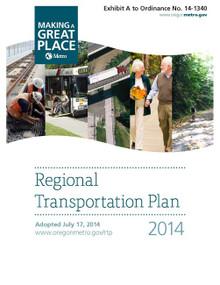 Metro 2014 Regional Transportation Plan