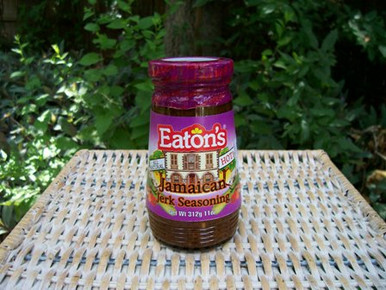Eaton's Hot! Jamaican Jerk Seasoning, 11oz. - great for many hot recipes