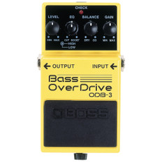 Boss ODB-3 Bass Overdrive Effects Pedal