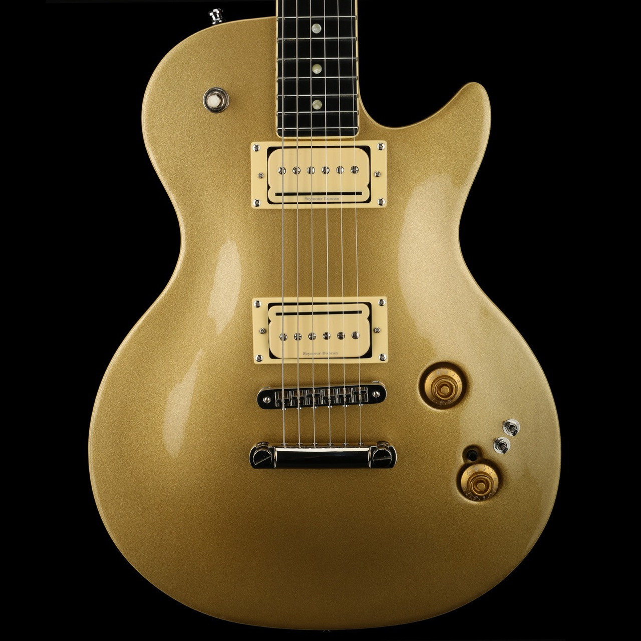 godin summit classic ct convertible seymour duncan p rails in gold hg with gigbag wildwire. Black Bedroom Furniture Sets. Home Design Ideas