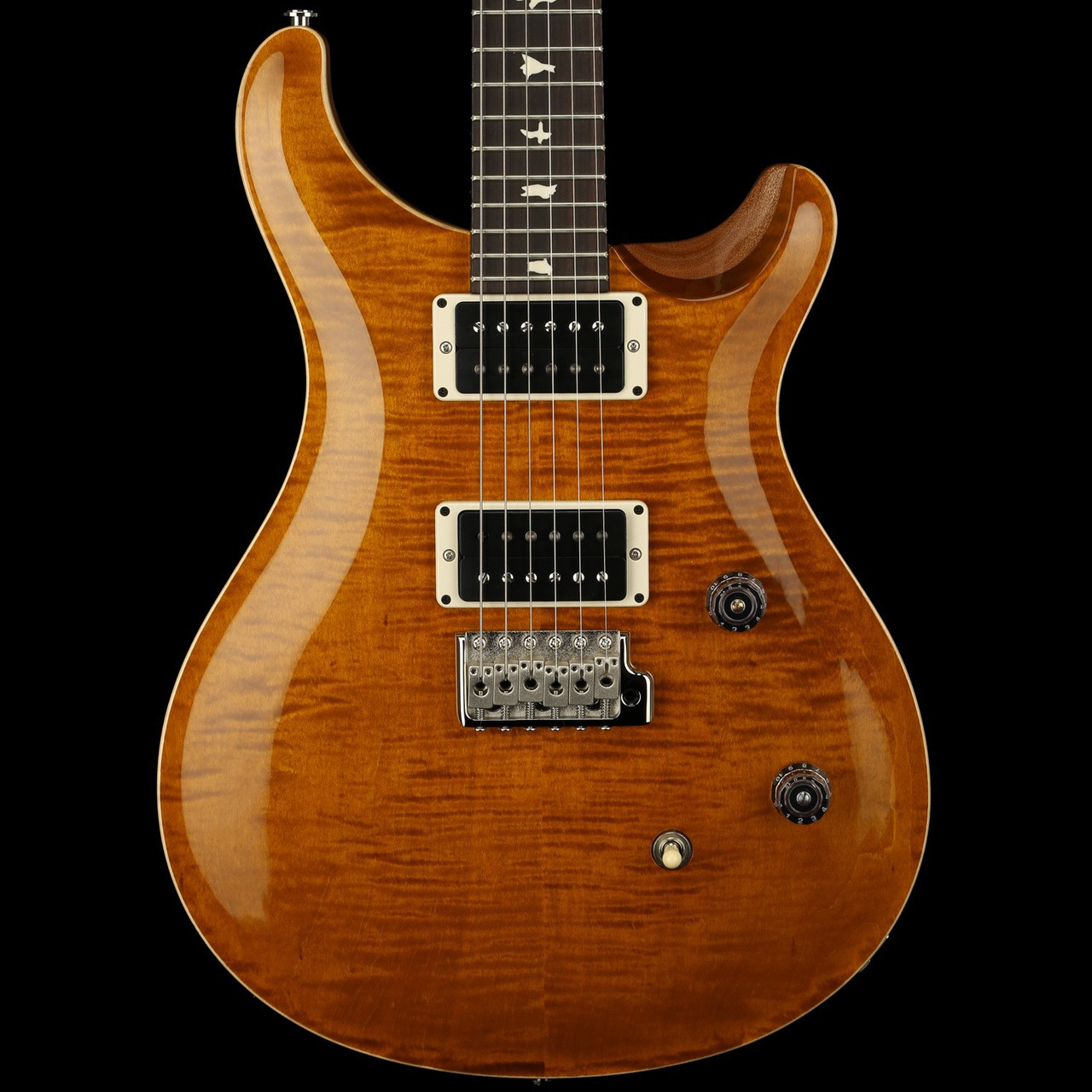 prs ce24 classic electric in amber 85 15 pickups pattern thin neck with gigbag wildwire guitars. Black Bedroom Furniture Sets. Home Design Ideas