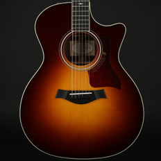 Taylor 714ce Grand Auditorium Cutaway in Sunburst, ES2 with Case