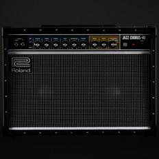 """Roland JC-40 Jazz Chorus Stereo 40W 2x10"""" Amplifier"""