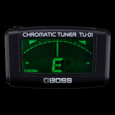 Boss TU-01 Clipon Tuner