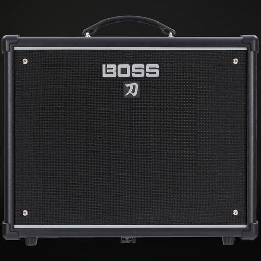 boss ktn 50 katana 50w 1x12 combo wildwire guitars. Black Bedroom Furniture Sets. Home Design Ideas