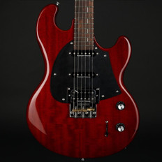Shergold SM02-SD Masquerader PJE SSH in Thru Cherry