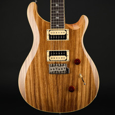 PRS SE Exotic Custom 24 Zebrawood Top #R11518