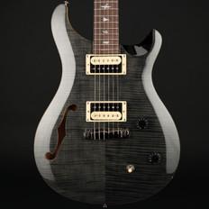 PRS SE Custom 22 Semi-Hollow 2017 in Gray Black