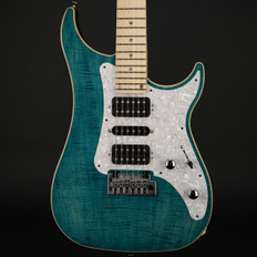 Vigier Excalibur Special in Deep Blue, Maple with Hard Case #170043