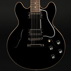 Gibson Memphis ES-339 in Ebony Gloss #302840