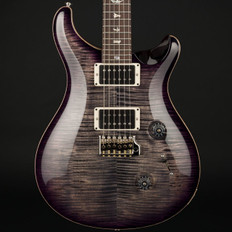 PRS Custom 24 in Charcoal Purpleburst with Pattern Thin Neck, 85/15 Pickups #248613
