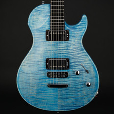 Vigier GV Wood in Stonewash Blue Matte with Case #0431