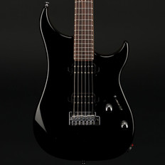 Vigier Excalibur Kaos in Black with Hard Case #170063