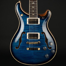PRS Private Stock Hollowbody II 594 Limited Edition in Aqua Violet Smoked Burst #7235