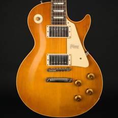 Gibson Custom Shop '58 Les Paul Standard VOS in Dirty Lemon #87299