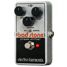 Electro Harmonix Bad Stone Analog Phase Shifter Pedal