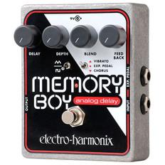 Electro Harmonix Memory Boy Analog Echo/Chorus/Vibrato Pedal