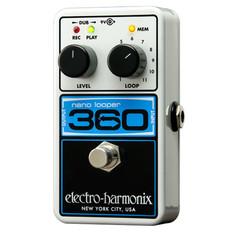 Electro Harmonix 360 Nano Looper Compact Looper Pedal