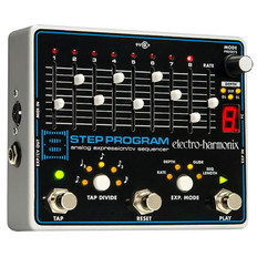 Electro Harmonix 8-Step Program Analog Expression/CV Sequencer Pedal