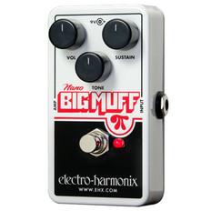 Electro Harmonix Nano Big Muff Distortion/Sustainer Pedal