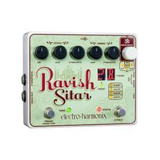 Electro Harmonix Ravish Sitar Sitar Emulator Pedal