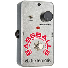 Electro Harmonix Bassballs Twin Dynamic Envelope Filter Pedal for Bass