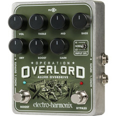 Electro Harmonix Operation Overlord Allied Overdrive