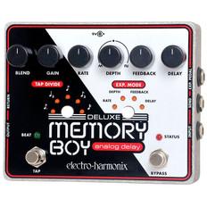 Electro Harmonix Deluxe Memory Boy Tap Temp Analog Delay Pedal