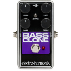Electro Harmonix Bass Clone Analog Chorus Pedal for Bass