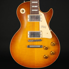 Gibson Custom Shop Historic '58 Les Paul Standard in Royal Teaburst VOS #88366