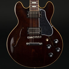 Gibson Memphis 2018 ES-339 in Walnut #13117704