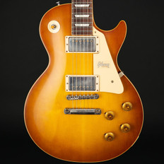 Gibson Custom Shop '58 Les Paul Standard Ltd Run VOS in Iced Tea #87436
