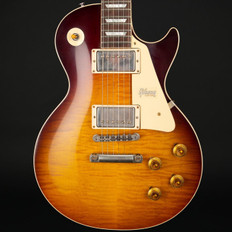 Gibson Custom Shop Historic '59 Les Paul Standard in Dark Bourbon Fade VOS #982135