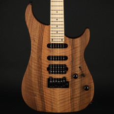 Vigier Excalibur Ultra Blues HSS in Natural Walnut, Maple #110243