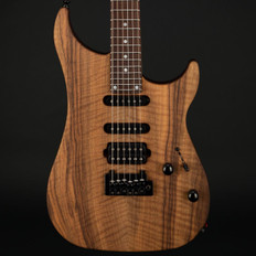 Vigier Excalibur Ultra Blues HSS in Natural Walnut, Rosewood #110240