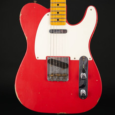 Fender Custom Shop '51 Telecaster Relic in Fiesta Red #R16007 - Pre-Owned
