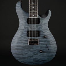 PRS SE Mark Holcomb Limited in Whale Blue Satin with Gig Bag