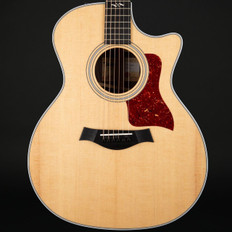 Taylor 414ce-R V-Class Rosewood Grand Auditorium Cutaway, ES2 with Case