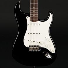 Fender FSR American Vintage Stratocaster 70s in Black with Case #V07367 - Pre-Owned