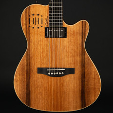 Godin A6 Ultra Koa HG with Gig Bag