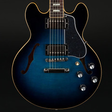 Gibson Memphis 2018 ES-339 in Antique Blues Burst #13107759