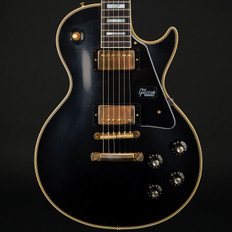 Gibson Custom Shop '68 Les Paul Custom 50th Anniversary in Ebony VOS #082788