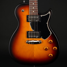 Godin Summit Classic SG in Vintage Burst with Bag