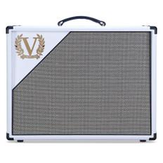 Victory V112WW-65 1x12 65-Watt Wide Body Closed Back Speaker Cabinet with Celestion G12M-65 Creamback