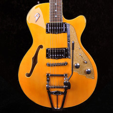 Duesenberg Starplayer TV in Trans Orange with Hard Case