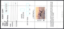 Oregon Duck Stamp 1988 Canada Geese Hunter type