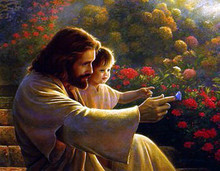 Precious In His Sight by Greg Olsen