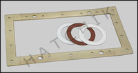 L4180 OLYMPIC #UNI-83WD GASKET FOR WIDEMOUTH SKIMMER - SET OF 2