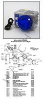 C1001 ROLA-CHEM CHLORINATOR RC-25/50 9.6 GPD