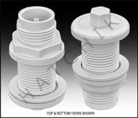 M2010 LEN GORDON #4 BUTTON - WHITE FOR FIBERGLASS/LINER